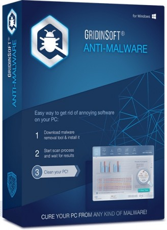 GridinSoft Anti-Malware 4.1.1.167 Crack Activation Code Working till 2020