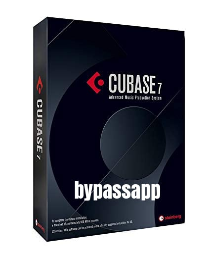 Cubase 7 Crack Full License Keygen + Activation Code Free Download